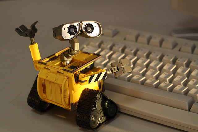 Don't be a typing robot in your newsroom. Use this AutoHotKey tutorial to ease the pain. Photo by arthur-caranta