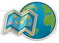 Google Maps LatLong Blog logo